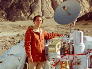 Carl Sagan ve Bilim Yolculuğu