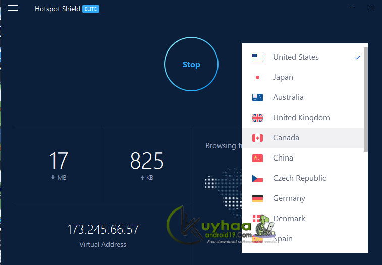 Hotspot Shield VPN Elite kuyhaa