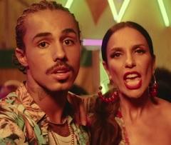 Ivete Sangalo lança clipe com MC Livinho