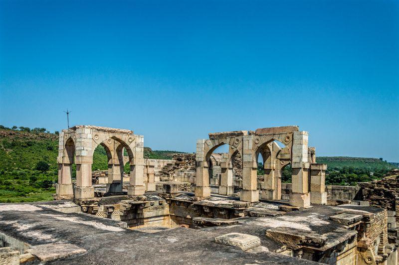Koshak Mahal Ruins