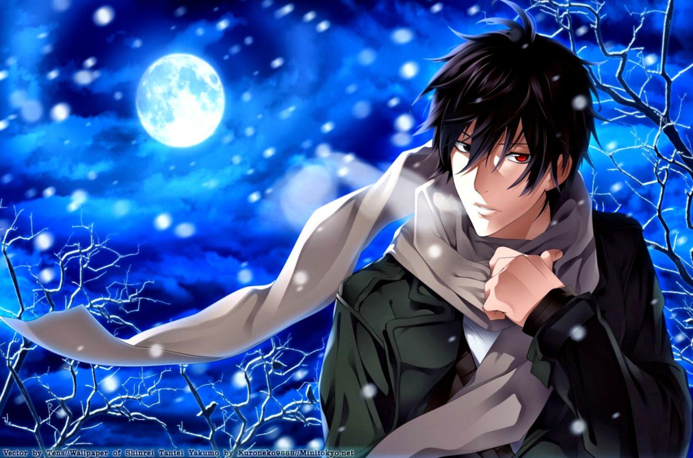 Unduh 51+ Background Anime Valentine HD Terbaik