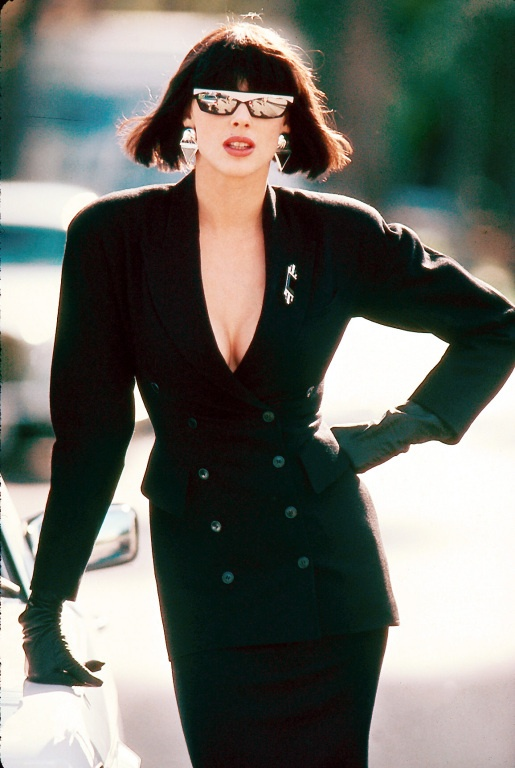Brigitte Nielsen Beverly Hills Cop 2