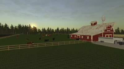 Farming USA 2 Mod Apk + Data v1.45 Unlimited Money Terbaru