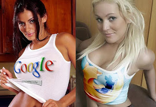 google chrome and mozilla firefox