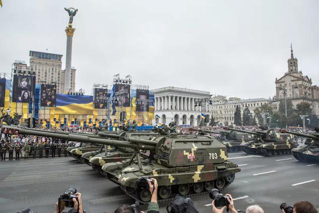 Bukan hanya DNC, Kelompok Hacker Rusia ini Juga Menyerang Militer Ukraina