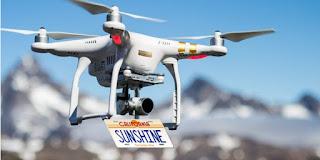 Reguladores da aviação norte-americana querem drones com matrículas