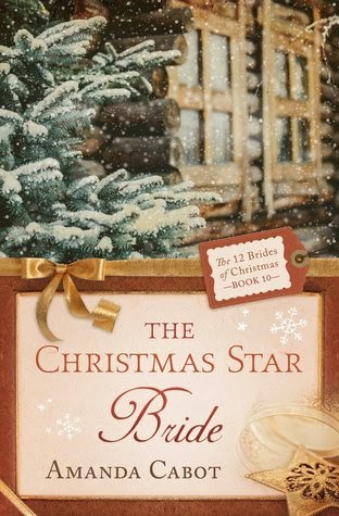 The Christmas Star Bride {Amanda Cabot} | #12bridesofchristmas #tingsmombooks #bookbloggers