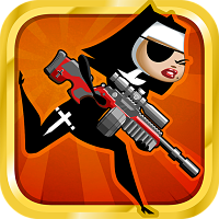 Game Nun Attack Run & Gun Mod Full Tiền Cho Android