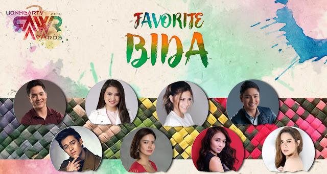 favorite bida