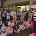 Milex Kinder Gold y la escritora Anya Damirón promueven la lectura en un nuevo rincón para niños en Galería 360