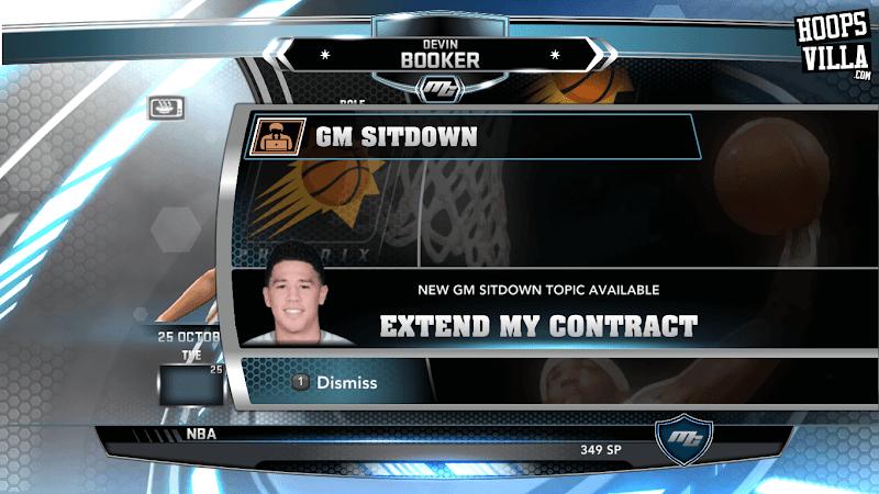 NBA 2k14 MyCareer Mod : Devin Booker - hoopsvilla