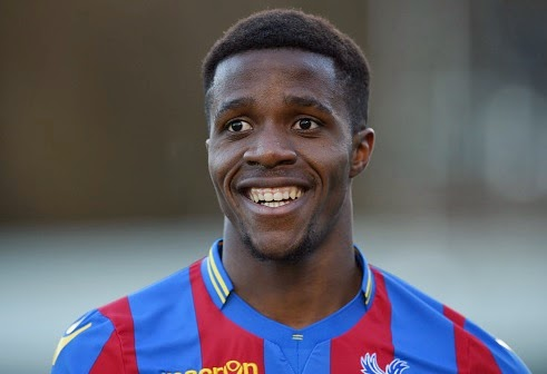 Manchester United flop Wilfried Zaha for a move