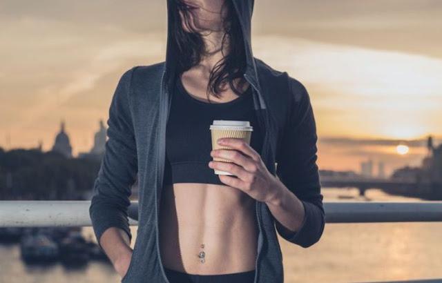 Manfaat Minum Kopi Sebelum Olahraga