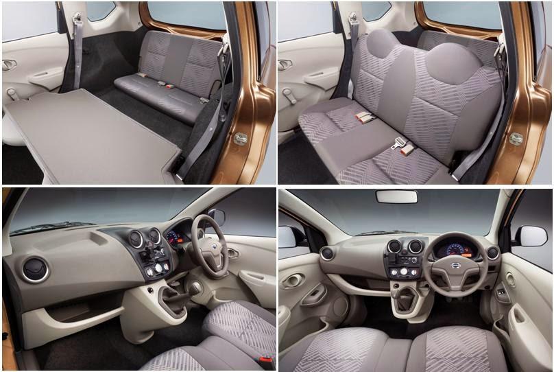 3 Kelebihan Datsun GO dari Datsun Indonesia