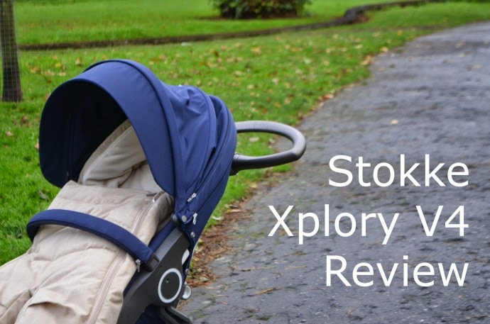stokke review, stokke xplory v4, stokke deep blue