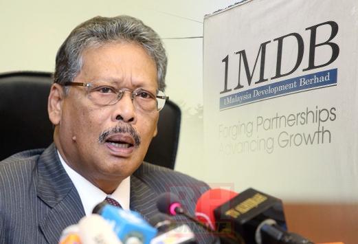 Kuasa Peguam Negara terhadap isu 1MDB