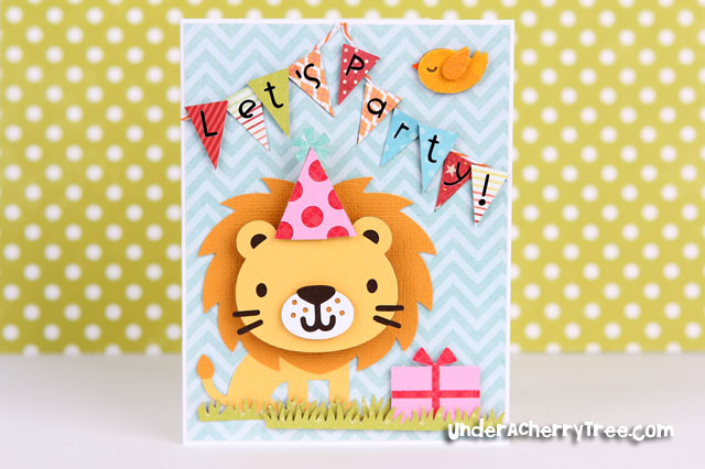 http://underacherrytree.blogspot.com/2012/02/party-lion-action-wobble-card.html
