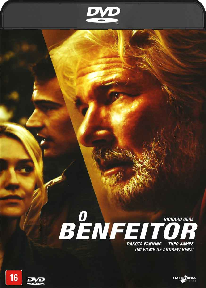 O Benfeitor (2016) DVD-R Oficial