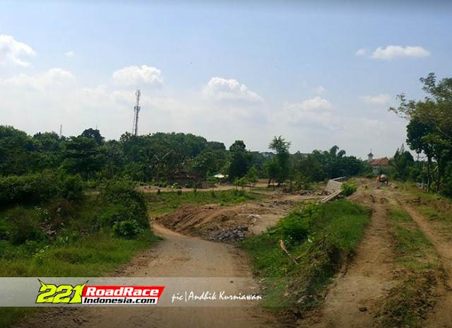 "Kota Pecel ""MADIUN"" Terpantau Sedang Meracik Sirkuit Road Race"