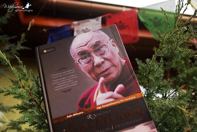 Rozmowy z Dalajlamą. O życiu, szczęściu i przemijaniu | Wiedźmowa głowologia