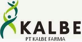 Lowongan Kerja PT Kalbe Farma Tbk.