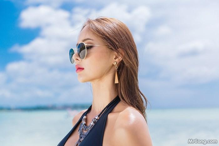 Image Kim-Bo-Ram-MrCong.com-010 in post Người đẹp Kim Bo Ram nồng nàn quyến rũ với trang phục biển và nội y (405 ảnh)