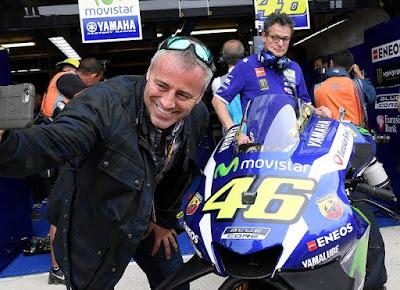 Gagal Menang di Le Mans, Rossi Malah Sindir Lorenzo