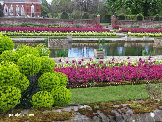 c mo combinar colores en el jard n teor a del color On como combinar plantas en un jardin