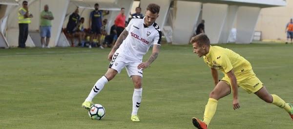 Oficial: Albacete, rescinde contrato Josan