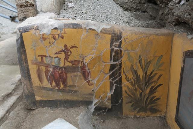 The Thermopolium of Pompeii's Regio V