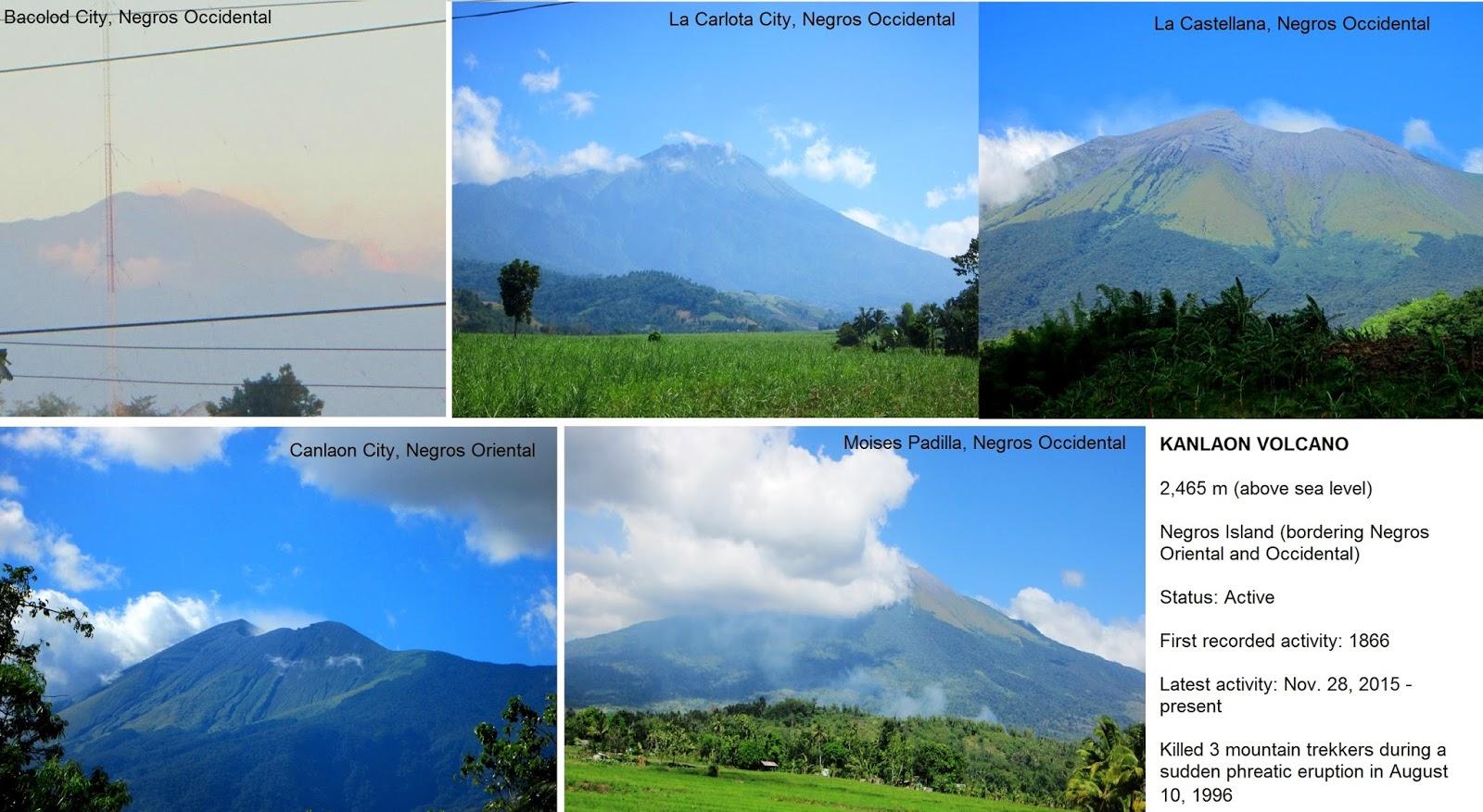 Kanlaon: The Mystic Volcano of Sugar Island | Philippine ...