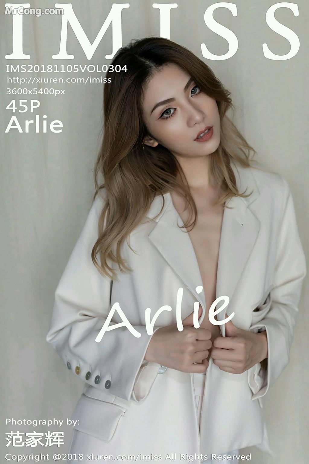 IMISS Vol.304: Người mẫu Arlie (46 ảnh)