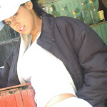 Andrea Rincon, Selena Spice Galeria 33: Gorra Azul, Cachetero Azul Foto 16