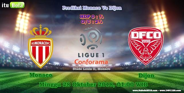 Prediksi Monaco Vs Dijon - ituBola