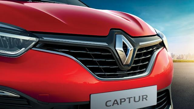 Renault Captur इक्स्टिरीर headlight