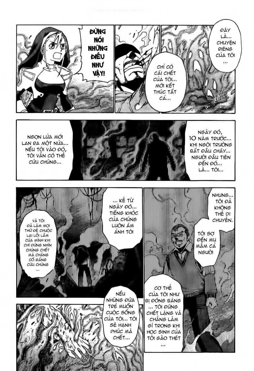 Dấu Thánh chap 3 trang 19