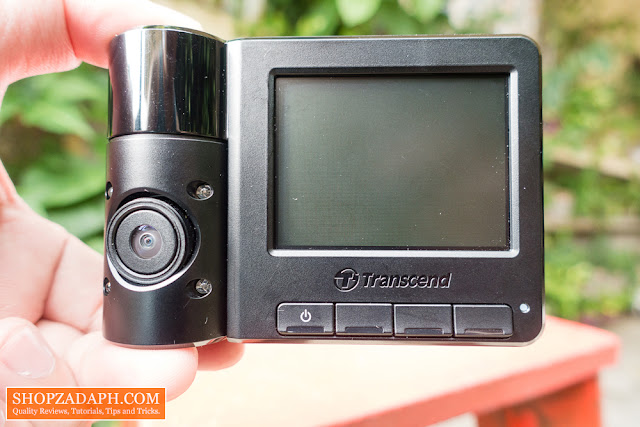 transcend drivepro 550 review