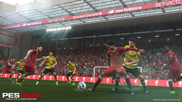 All You Need To Know About PES 2018