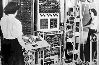 Computadora construida después de la segunda guerra mundial