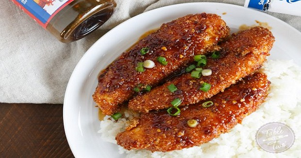 Crispy Sweet And Spicy Chicken Tenders Recipe