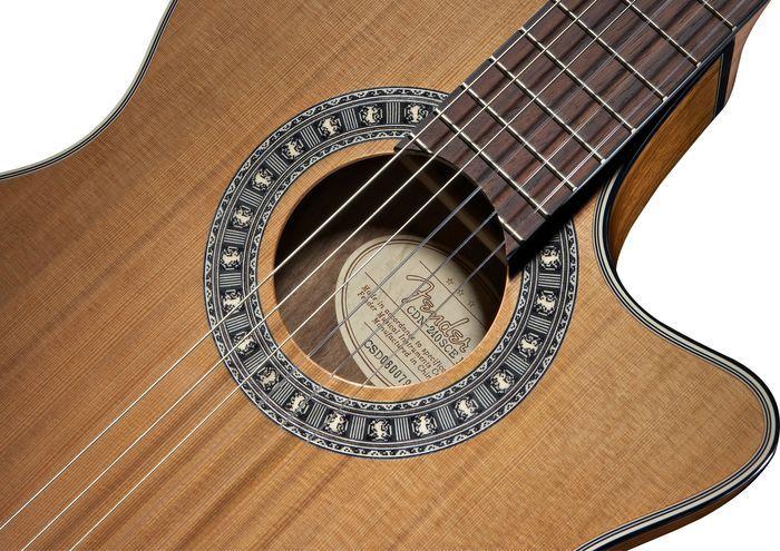 Guitar Cổ Điển Fender CN-240SCE