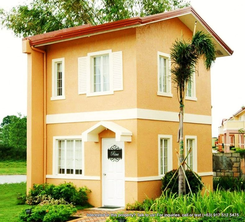 Rina - Camella Bucandala | House and Lot for Sale Imus Cavite