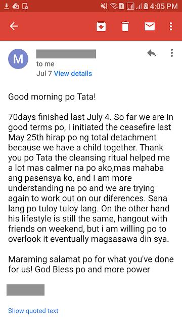 Babaylan Adlaw Reviews, Tata Adlaw Reviews, Filipino Love Spell Caster, Gayuma