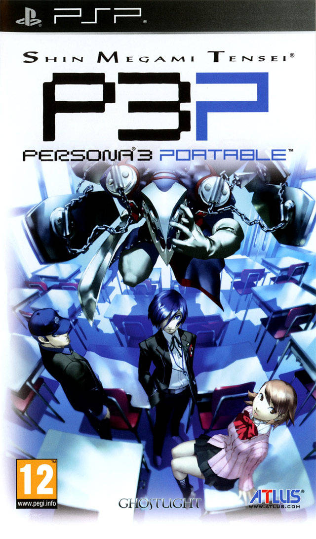 Alt:Mag: Let's Talk About: Persona 3 Portable