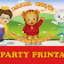 Daniel Tiger Birthday Party Printables | FREE Downloads