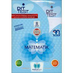 Sözün Özü 8.Sınıf Matematik Dıt Test (2017)