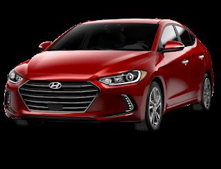 Hyundai Elantra top 10 xe oto bán chạy