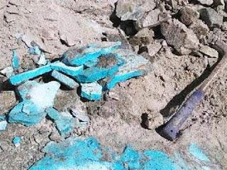 yacimiento de turquesa arizona estados unidos | foro de minerales