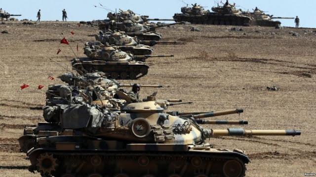 Γιατί καθηλώθηκε ο τουρκικός στρατός έξω από την Αλ Μπαμπ;
