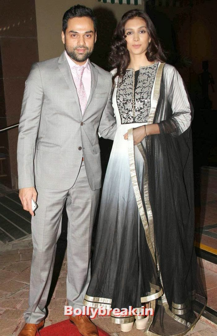 Abhay Deol & Preeti Desai, Aamna Shariff & Amit Kapoor's Wedding Reception Pics